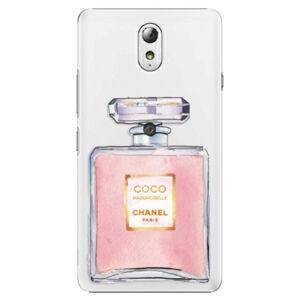 Plastové puzdro iSaprio - Chanel Rose - Lenovo P1m