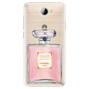 Plastové puzdro iSaprio - Chanel Rose - Huawei Y5 II / Y6 II Compact