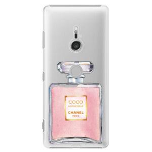 Plastové puzdro iSaprio - Chanel Rose - Sony Xperia XZ3