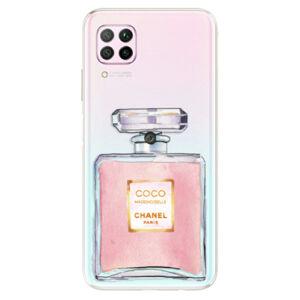 Odolné silikónové puzdro iSaprio - Chanel Rose - Huawei P40 Lite