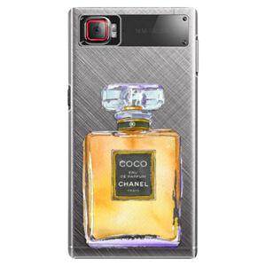 Plastové puzdro iSaprio - Chanel Gold - Lenovo Z2 Pro