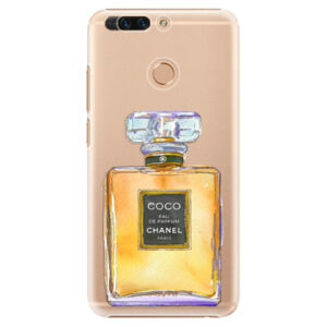 Plastové puzdro iSaprio - Chanel Gold - Huawei Honor 8 Pro