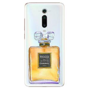Plastové puzdro iSaprio - Chanel Gold - Xiaomi Mi 9T Pro