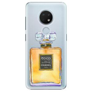 Plastové puzdro iSaprio - Chanel Gold - Nokia 6.2