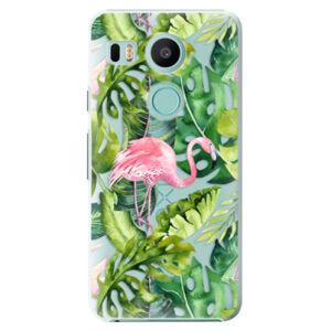 Plastové puzdro iSaprio - Jungle 02 - LG Nexus 5X