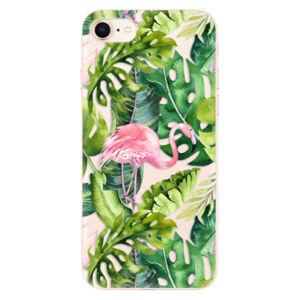 Odolné silikónové puzdro iSaprio - Jungle 02 - iPhone 8