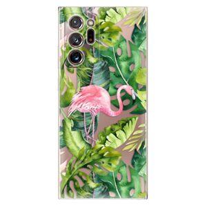 Odolné silikónové puzdro iSaprio - Jungle 02 - Samsung Galaxy Note 20 Ultra