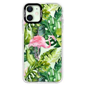 Silikónové puzdro Bumper iSaprio - Jungle 02 - iPhone 12 mini