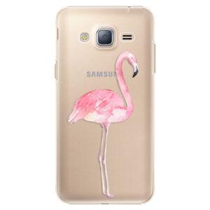 Plastové puzdro iSaprio - Flamingo 01 - Samsung Galaxy J3 2016