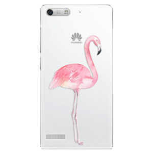 Plastové puzdro iSaprio - Flamingo 01 - Huawei Ascend G6