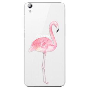 Plastové puzdro iSaprio - Flamingo 01 - Lenovo S850