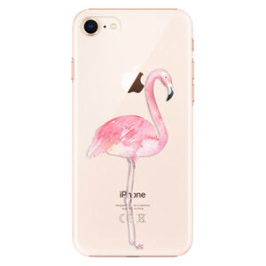 Plastové puzdro iSaprio - Flamingo 01 - iPhone 8