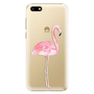 Plastové puzdro iSaprio - Flamingo 01 - Huawei Y5 2018