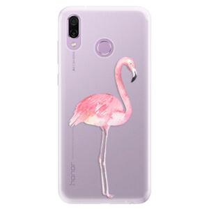 Silikónové puzdro iSaprio - Flamingo 01 - Huawei Honor Play