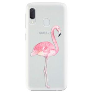 Plastové puzdro iSaprio - Flamingo 01 - Samsung Galaxy A20e