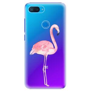 Plastové puzdro iSaprio - Flamingo 01 - Xiaomi Mi 8 Lite