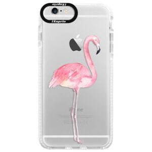 Silikónové púzdro Bumper iSaprio - Flamingo 01 - iPhone 6 Plus/6S Plus
