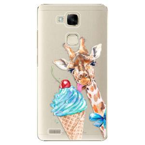 Plastové puzdro iSaprio - Love Ice-Cream - Huawei Ascend Mate7