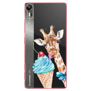 Plastové puzdro iSaprio - Love Ice-Cream - Lenovo Vibe Shot