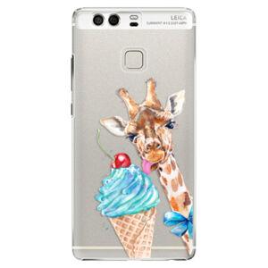 Plastové puzdro iSaprio - Love Ice-Cream - Huawei P9