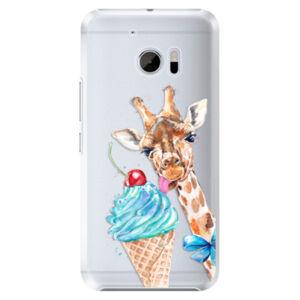 Plastové puzdro iSaprio - Love Ice-Cream - HTC 10