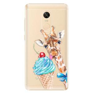 Plastové puzdro iSaprio - Love Ice-Cream - Xiaomi Redmi Note 4X