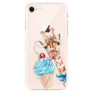 Plastové puzdro iSaprio - Love Ice-Cream - iPhone 8
