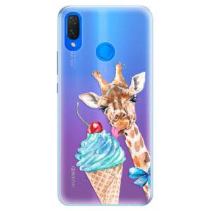Silikónové puzdro iSaprio - Love Ice-Cream - Huawei Nova 3i