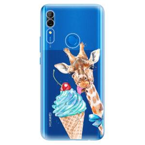 Odolné silikónové puzdro iSaprio - Love Ice-Cream - Huawei P Smart Z
