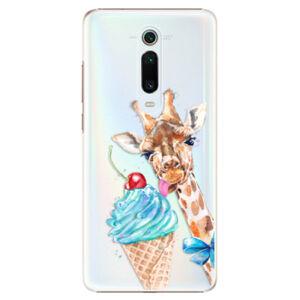 Plastové puzdro iSaprio - Love Ice-Cream - Xiaomi Mi 9T Pro