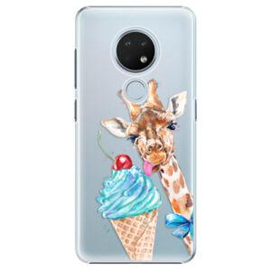 Plastové puzdro iSaprio - Love Ice-Cream - Nokia 6.2