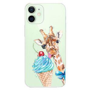 Plastové puzdro iSaprio - Love Ice-Cream - iPhone 12 mini