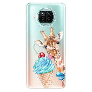 Odolné silikónové puzdro iSaprio - Love Ice-Cream - Xiaomi Mi 10T Lite