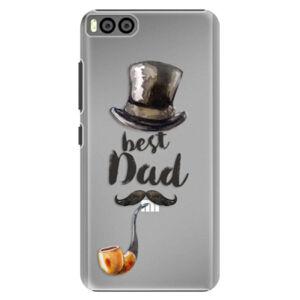 Plastové puzdro iSaprio - Best Dad - Xiaomi Mi6