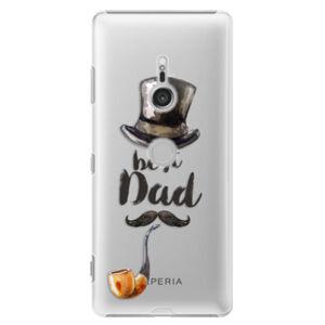 Plastové puzdro iSaprio - Best Dad - Sony Xperia XZ3