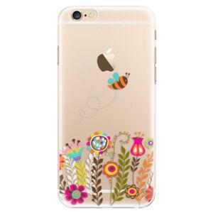 Plastové puzdro iSaprio - Bee 01 - iPhone 6/6S