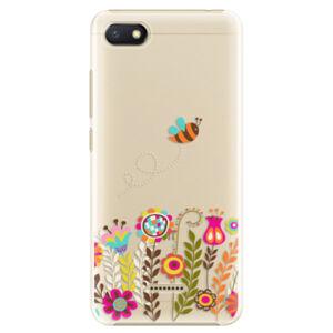 Plastové puzdro iSaprio - Bee 01 - Xiaomi Redmi 6A