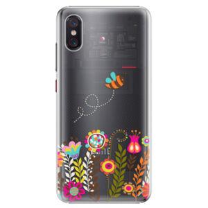 Plastové puzdro iSaprio - Bee 01 - Xiaomi Mi 8 Pro