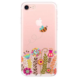 Odolné silikónové puzdro iSaprio - Bee 01 - iPhone 7