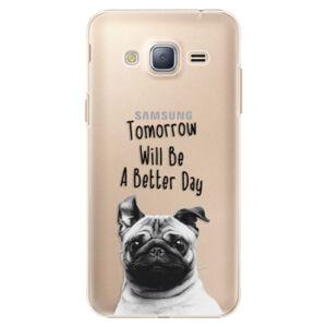 Plastové puzdro iSaprio - Better Day 01 - Samsung Galaxy J3 2016