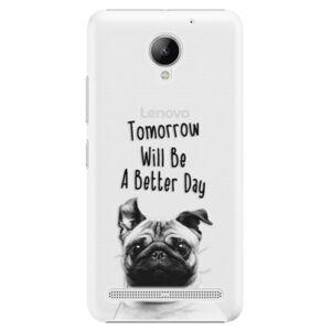 Plastové puzdro iSaprio - Better Day 01 - Lenovo C2