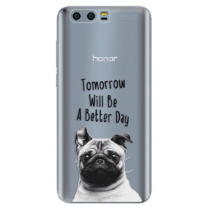 Silikónové puzdro iSaprio - Better Day 01 - Huawei Honor 9