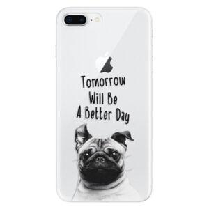 Odolné silikónové puzdro iSaprio - Better Day 01 - iPhone 8 Plus