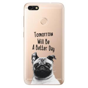 Odolné silikónové puzdro iSaprio - Better Day 01 - Huawei P9 Lite Mini