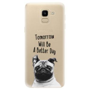 Odolné silikónové puzdro iSaprio - Better Day 01 - Samsung Galaxy J6