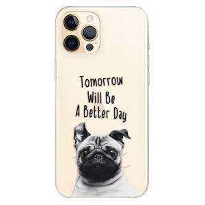 Odolné silikónové puzdro iSaprio - Better Day 01 - iPhone 12 Pro