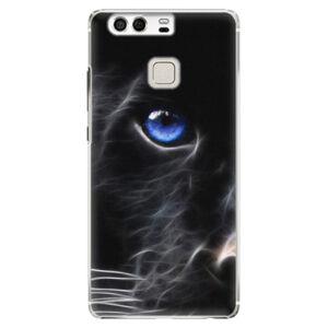 Plastové puzdro iSaprio - Black Puma - Huawei P9