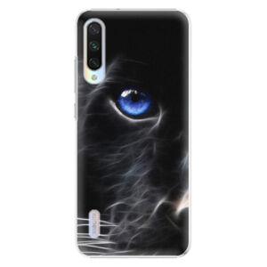 Plastové puzdro iSaprio - Black Puma - Xiaomi Mi A3