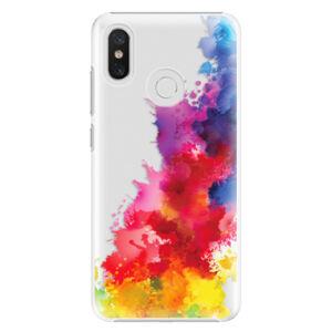 Plastové puzdro iSaprio - Color Splash 01 - Xiaomi Mi 8