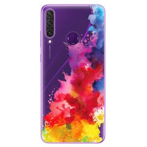 Odolné silikónové puzdro iSaprio - Color Splash 01 - Huawei Y6p